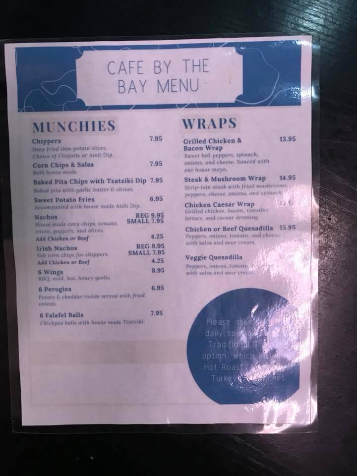 muchie menu